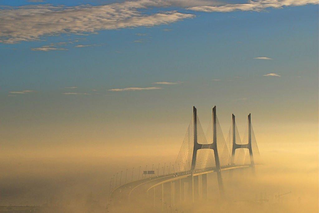 Chiêm ngưỡng 10 cây cầu dài nhất thế giới - Ảnh 6