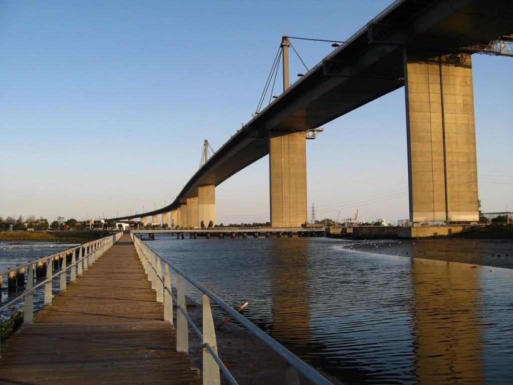 Chiêm ngưỡng 10 cây cầu dài nhất thế giới - Ảnh 9