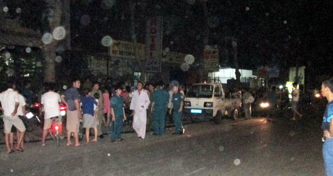 Nam thanh niên bị đâm chết trong khách sạn - Ảnh 1