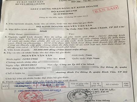 Vụ khởi tố chủ quán Xin chào: Sẽ xử lý cán bộ liên quan - Ảnh 1