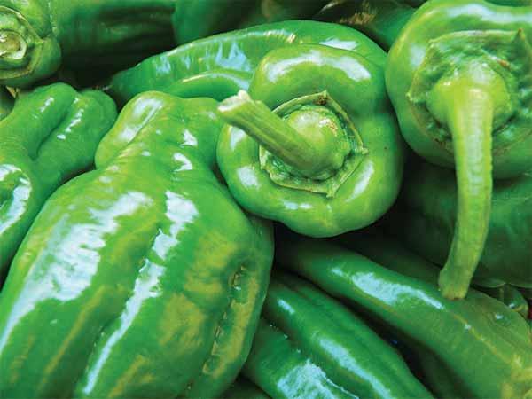 Thực phẩm xanh giúp chị em đốt cháy mỡ bụng hiệu quả - Ảnh 1