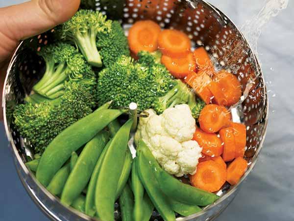 Thực phẩm xanh giúp chị em đốt cháy mỡ bụng hiệu quả - Ảnh 5