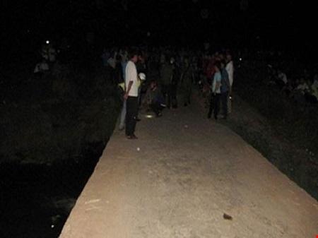 Phát hiện thi thể nữ sinh lớp 7 bị sát hại bên bờ suối - Ảnh 1