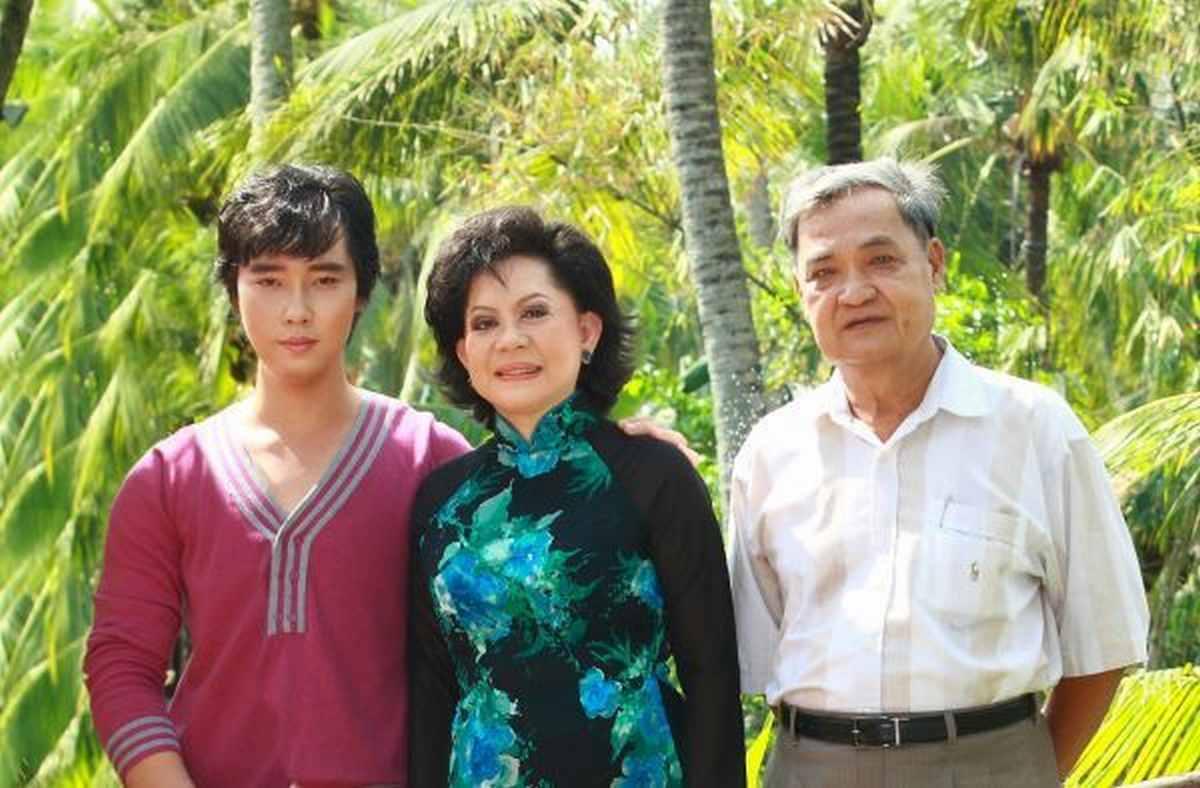 Phương Dung: Nhạc sĩ Thanh Sơn từng đạt giải nhất thi hát, còn tôi… thi trượt - Ảnh 2