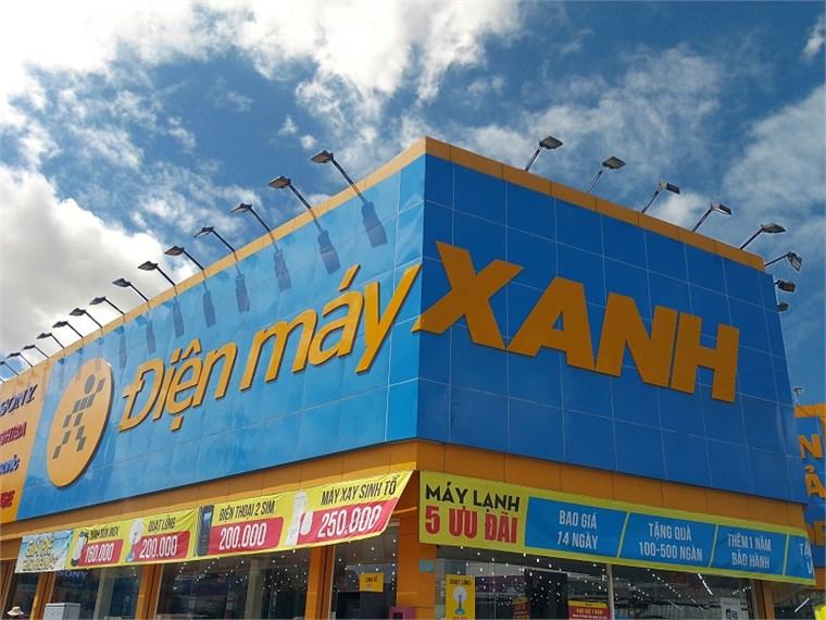 Nhân viên đột nhập siêu thị Điện máy Xanh trộm hơn 2,7 tỷ đồng - Ảnh 1