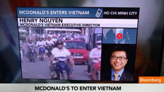 Gã khổng lồ McDonald's và thách thức tại thị trường Việt Nam - Ảnh 2