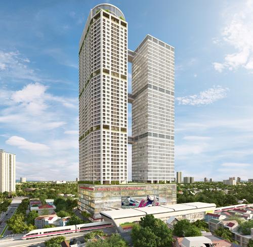 Bất động sản Hà Nội khởi sắc trong tháng đầu năm - Ảnh 3