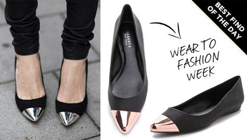 Chọn giày bệt trendy để thoải mái vui chơi ngày nghỉ lễ  - Ảnh 7