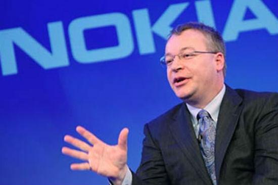 """Stephen Elop - """"Điệp viên nằm vùng"""" của Microsoft tại Nokia? - Ảnh 1"""