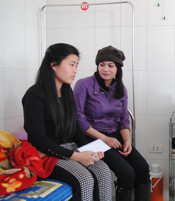 210 triệu đồng giúp người dân nghèo Hà Tĩnh đón tết - Ảnh 3