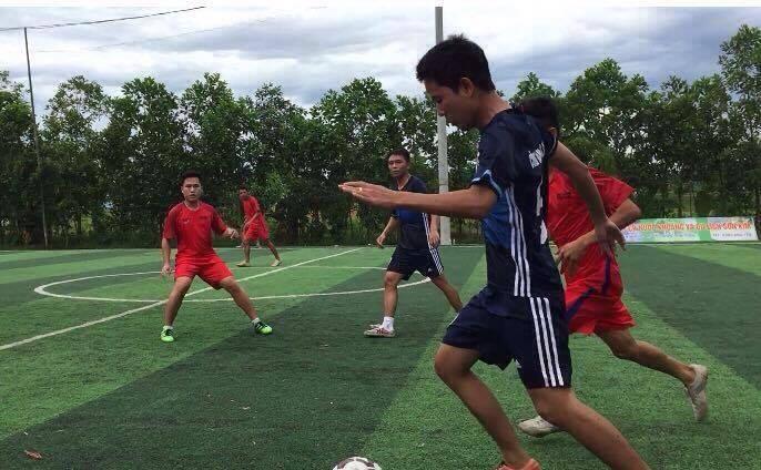 Cup Việt Nam Xanh: Đưa bóng đá phủi chuyên nghiệp về phố núi - Ảnh 10