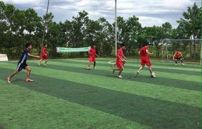 Cup Việt Nam Xanh: Đưa bóng đá phủi chuyên nghiệp về phố núi - Ảnh 11