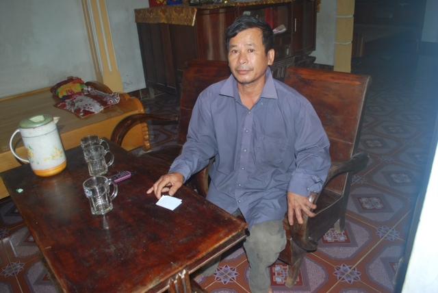 Nghệ An: Phó công an xã bị tố đánh người nhập viện - Ảnh 2