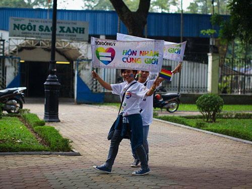 Hôn nhân đồng tính: Chưa có lối ra - Ảnh 1