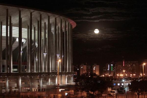 """Ngỡ ngàng với vẻ đẹp của """"siêu trăng"""" đêm 12/7 - Ảnh 6"""