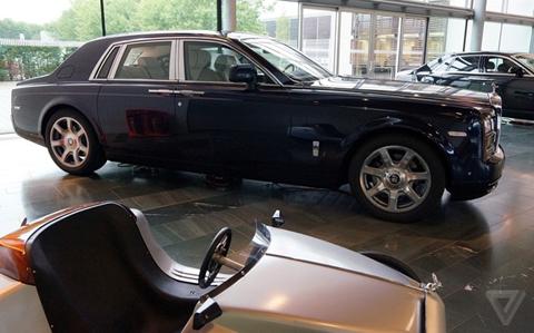 Khám phá nhà máy sản xuất của Rolls-Royce - Ảnh 2