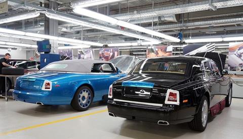 Khám phá nhà máy sản xuất của Rolls-Royce - Ảnh 14