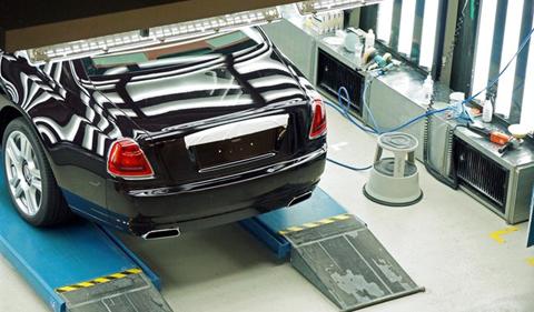 Khám phá nhà máy sản xuất của Rolls-Royce - Ảnh 17
