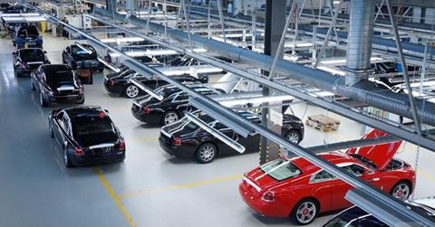 Khám phá nhà máy sản xuất của Rolls-Royce - Ảnh 20