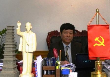 Thủ tướng phê chuẩn chức vụ Phó Chủ tịch UBND tỉnh Vĩnh Phúc - Ảnh 1