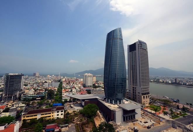 Đà Nẵng có tòa nhà hành chính độc đáo nhất Châu Á - Ảnh 1