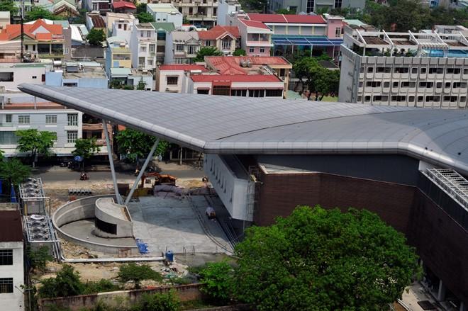Đà Nẵng có tòa nhà hành chính độc đáo nhất Châu Á - Ảnh 3