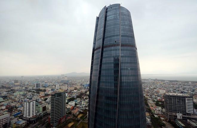 Đà Nẵng có tòa nhà hành chính độc đáo nhất Châu Á - Ảnh 4