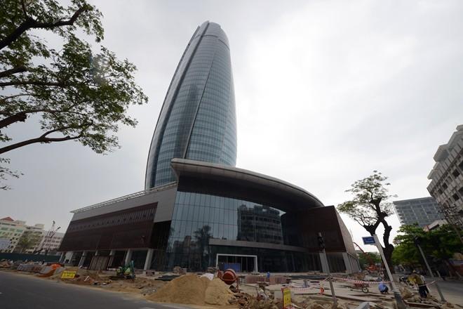 Đà Nẵng có tòa nhà hành chính độc đáo nhất Châu Á - Ảnh 5