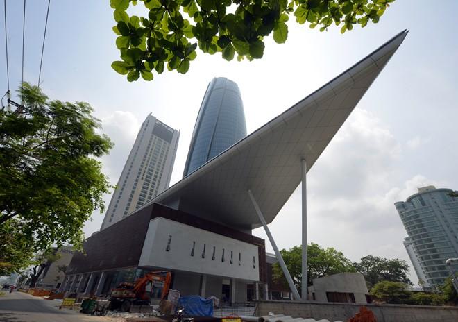 Đà Nẵng có tòa nhà hành chính độc đáo nhất Châu Á - Ảnh 7