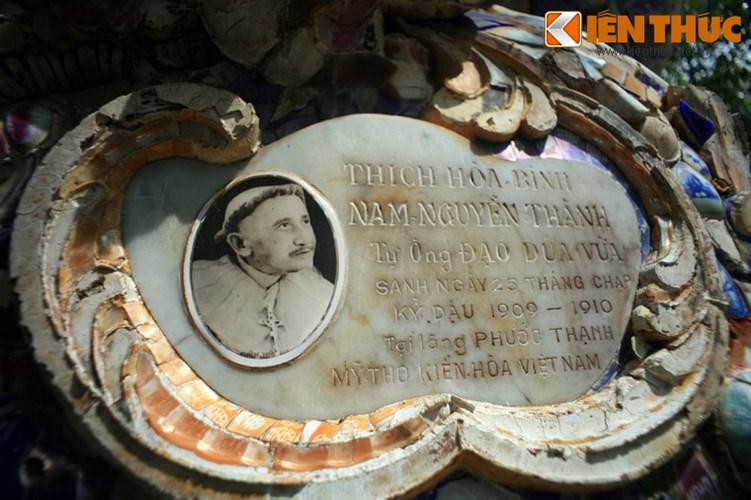 Khám phá thánh địa lạ lùng nhất Việt Nam - Ảnh 16