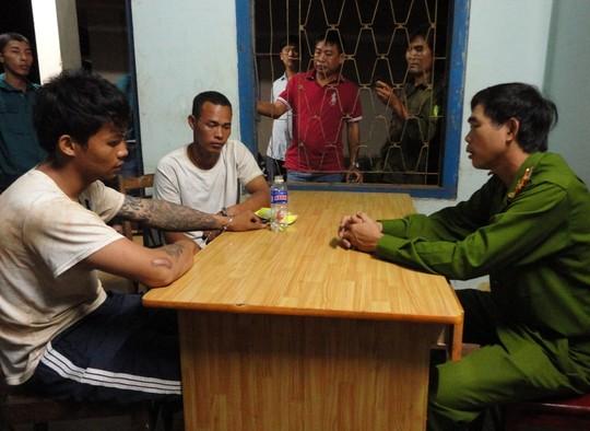 Đã bắt được 23 học  viên khống chế cán bộ, trốn trại cai nghiện - Ảnh 2