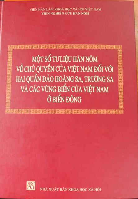 Thêm một tư liệu khẳng định Hoàng Sa, Trường Sa là của Việt Nam - Ảnh 1