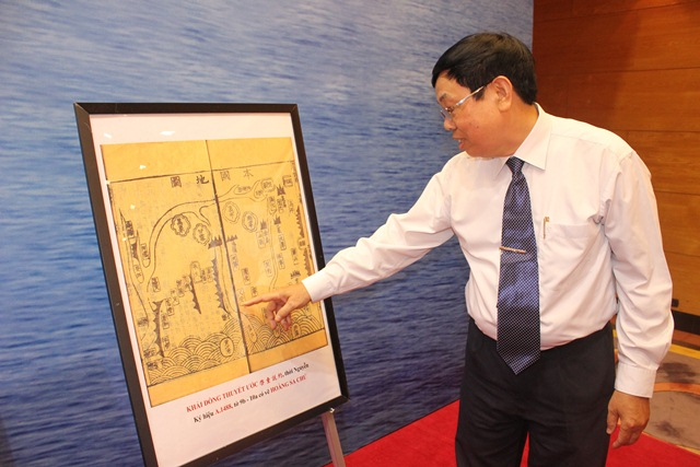 Thêm một tư liệu khẳng định Hoàng Sa, Trường Sa là của Việt Nam - Ảnh 2