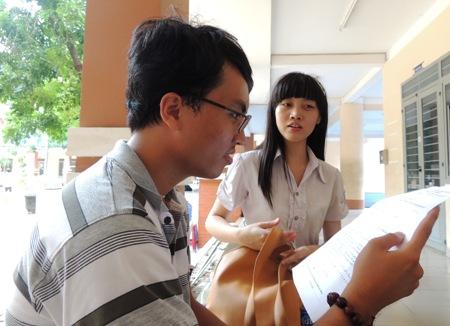 Chàng sinh viên 9X tình nguyện dạy học cho trẻ khiếm thị - Ảnh 2