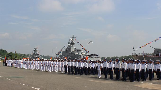 Thượng cờ 2 tàu tên lửa tấn công nhanh lớp Molniya - Ảnh 2