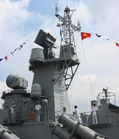 Thượng cờ 2 tàu tên lửa tấn công nhanh lớp Molniya - Ảnh 5