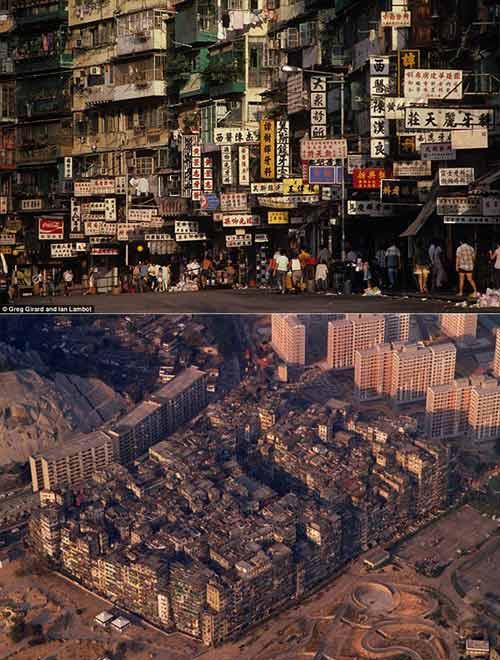 Khám phá những thị trấn kỳ lạ nhất thế giới - Ảnh 2