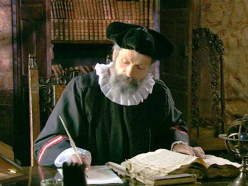 Nostradamus tiên đoán được cái chết của chính mình - Ảnh 1