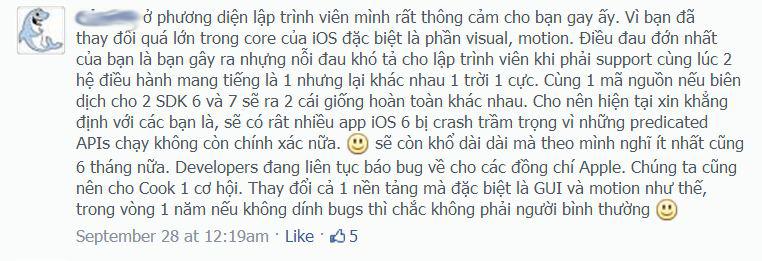 """Apple và """"Điệp vụ bất khả thi"""": Hạ cấp iOS - Ảnh 6"""