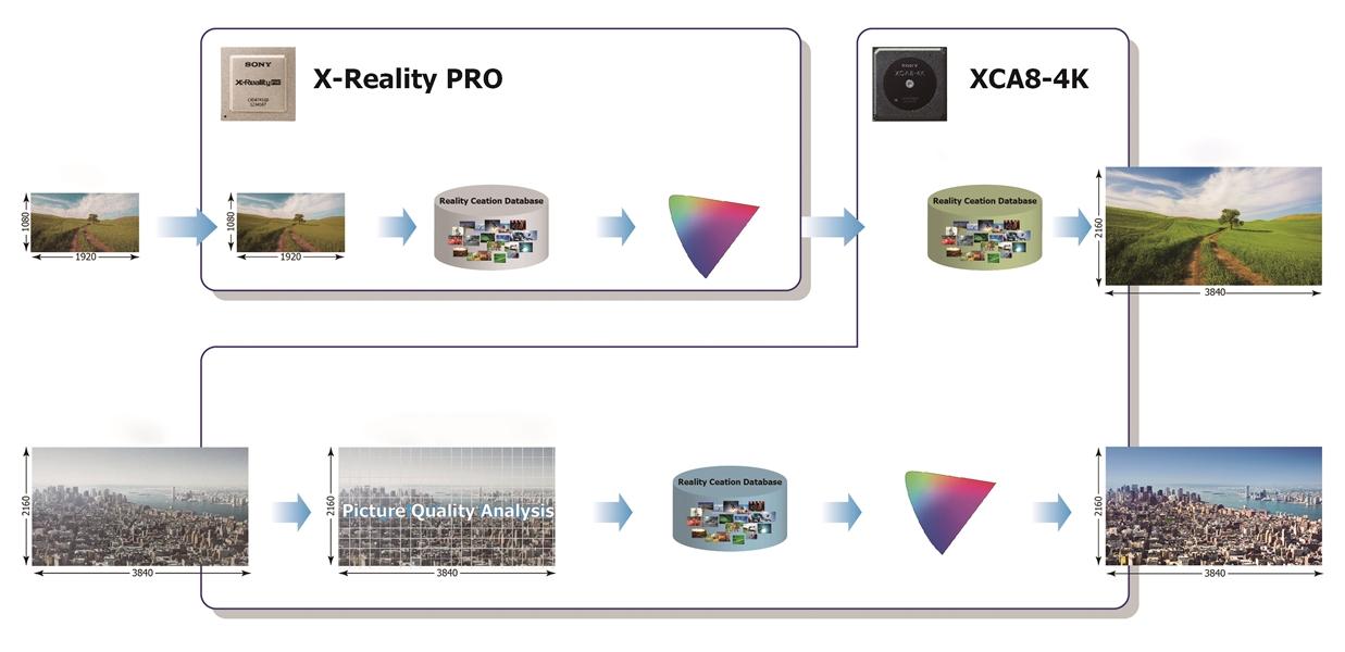 Giải mã sức hút của thế hệ TV 4K mới từ Sony - Ảnh 4