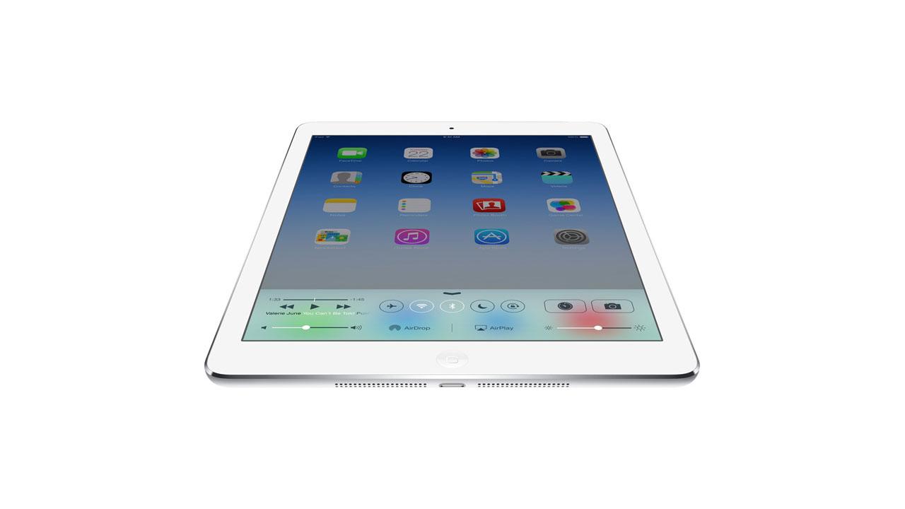 iPad Air: Đến viên pin cũng có đẳng cấp! - Ảnh 1