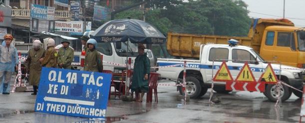 Nghệ An: Nước ngập trên diện rộng sau bão - Ảnh 3