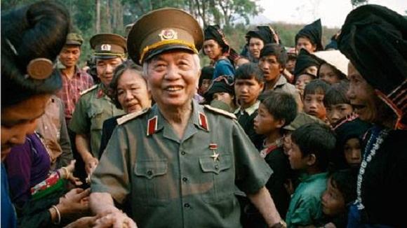 Võ Nguyên Giáp: Nhân cách Việt Nam trong trái tim nhân loại - Ảnh 1