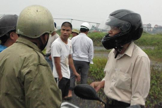 Dự án Tiền Phong (Mê Linh): Tìm công lý trên công trường tan hoang - Ảnh 2
