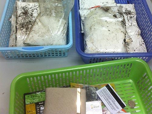 Bắt nhanh hai đối tượng vận chuyển ma túy vào Việt Nam - Ảnh 1