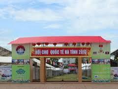Hàng Trung Quốc trà trộn vào hội chợ thương mại - Ảnh 1