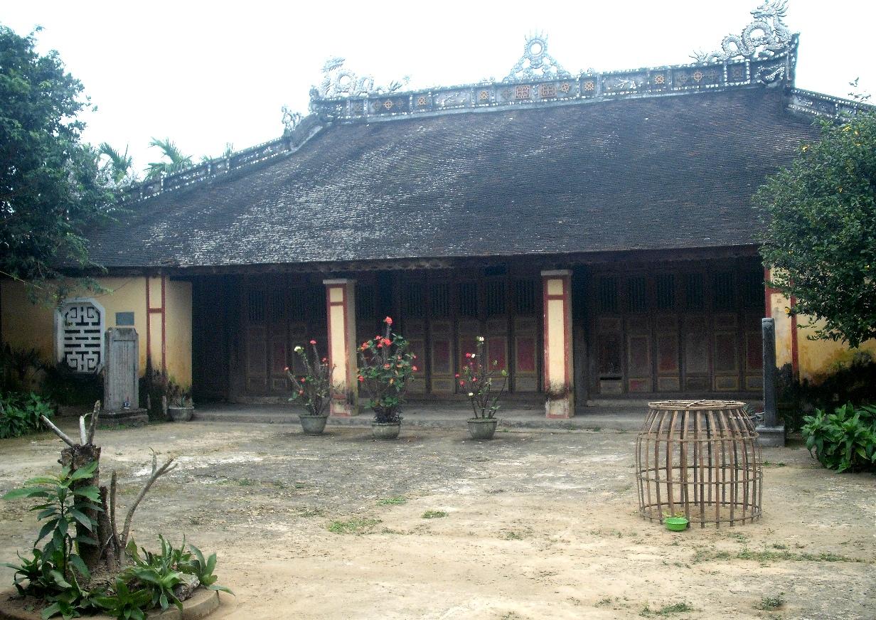 Nơi lưu giữ tâm linh người dân Huế xưa - Ảnh 2