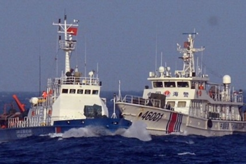 Coast Guard Ships Vietnam