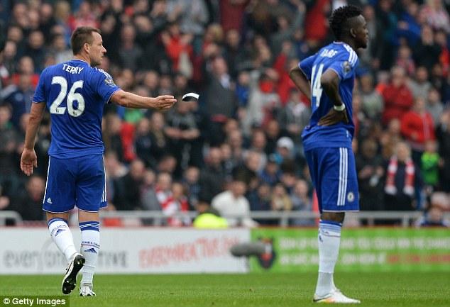 Sunderland 3-2 Chelsea: Chelsea thua ngược trong ngày chia tay buồn của Terry - Ảnh 1