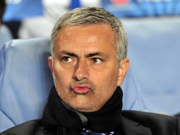 50 sắc thái của Mourinho trong 60 giây - Ảnh 1